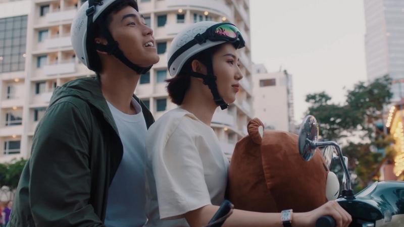 Võ Điền Gia Huy: 'Diễn cảnh tình cảm với chị Thúy Ngân là cả 1 thử thách…'