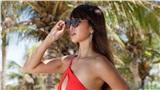 Siêu mẫu Hà Anh tràn đầy năng lượng gợi cảm đón hè cùng hội bạn gái