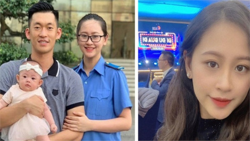 Hoa khôi trường Cảnh sát vừa sinh con vừa tốt nghiệp với điểm luận tuyệt đối: 'Gia đình khiến mình sống có trách nhiệm hơn'
