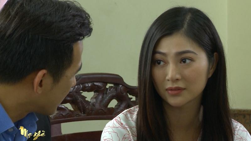 'Mẹ ghẻ' tập 37: Lương Thế Thành tích cực tán tỉnh chị gái của Thúy Diễm