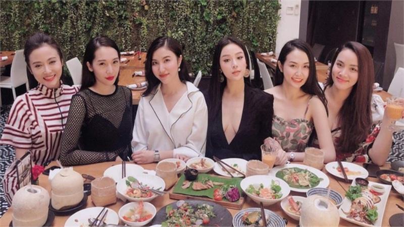 Bà xã Tuấn Hưng tự hào khi nhắc đến hội bạn thân toàn hot girl chơi 10 năm