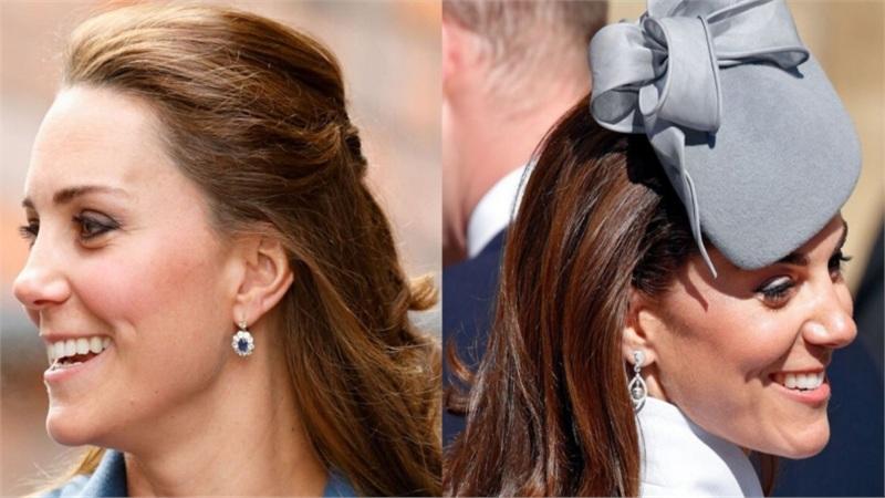 3 đôi khuyên tai được Công nương Kate diện mãi không chán: Số một nằm trong tầm với, hai đôi còn lại mang ý nghĩa vô giá