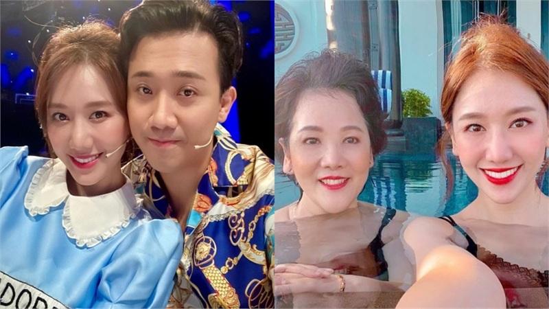 Trấn Thành chưa bao giờ gọi mẹ Hari Won là 'mẹ vợ' dù đã kết hôn 4 năm