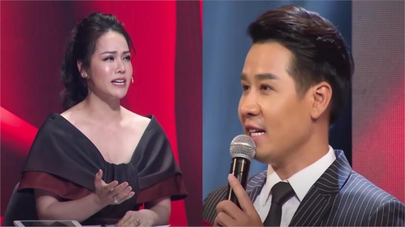 Nhật Kim Anh lo Nguyên Khang mất vị trí MC