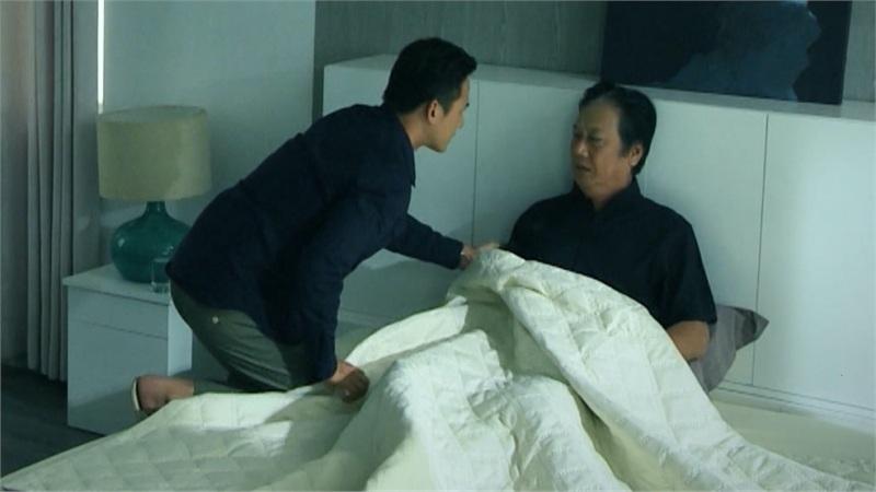 'Mẹ ghẻ' tập 58: Thừa nhận danh tính thật của mình, Lương Thế Thành bất ngờ trước phản ứng của ông ngoại