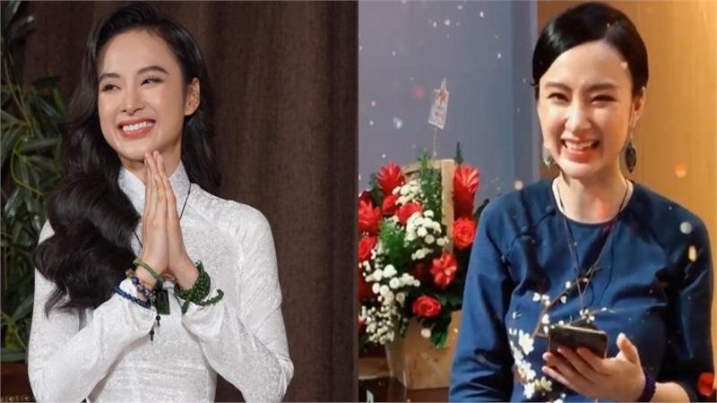 Hết làm 'gái hư showbiz', Angela Phương Trinh chuyển sang làm phục vụ quán ăn?