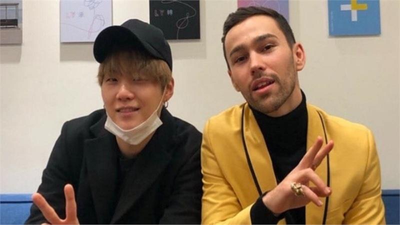 Max bất ngờ xác nhận song ca với Suga (BTS) trong album mới