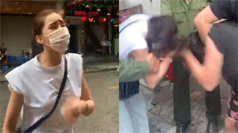 Vừa tuyên bố trao 10 triệu tìm người tung tin bịa đặt, Lưu Đê Ly đã lộ clip xô xát, giật tóc túi bụi với antifan