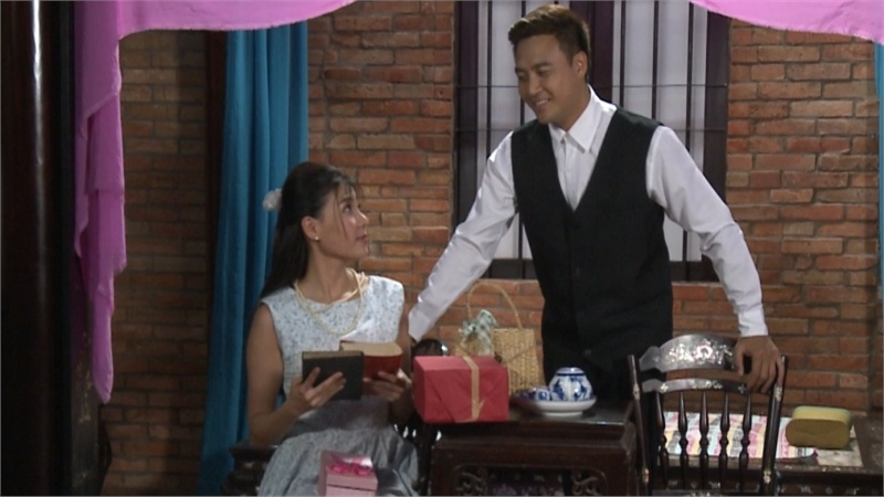 'Dâu bể đường trần' tập 25: Thanh Duy ra tay ngăn cản hạnh phúc của Lương Thế Thành và Thúy Diễm