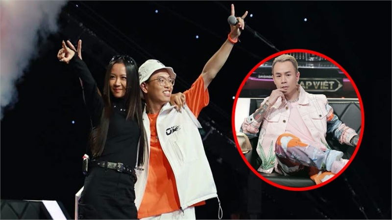 Như một định mệnh: Hễ thí sinh 'Rap Việt' nào thả thính Binz là y như rằng sẽ bị Suboi cướp