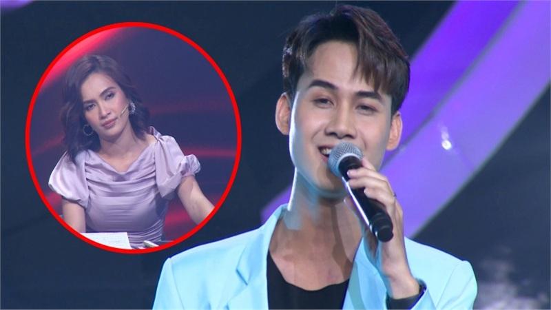 'Người hát tình ca': Hát nhạc buồn nhưng vẫn cười, nam thí sinh bị Ái Phương nhắc nhở