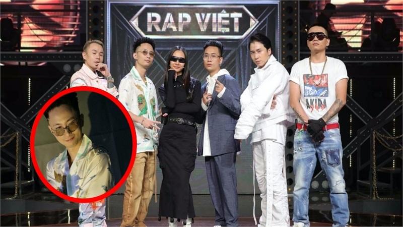 'Rap Việt': Rhymastic mong cư dân mạng 'thông cảm' khi 3 tuần lên sóng chỉ mặc một bộ đồ