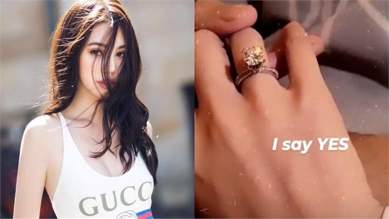 Xôn xao thông tin Hoa hậu rich kid Jolie Nguyễn sắp kết hôn
