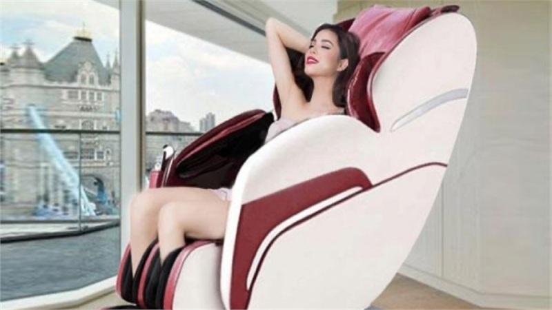 Công dụng tuyệt vời của ghế massage không phải ai cũng biết