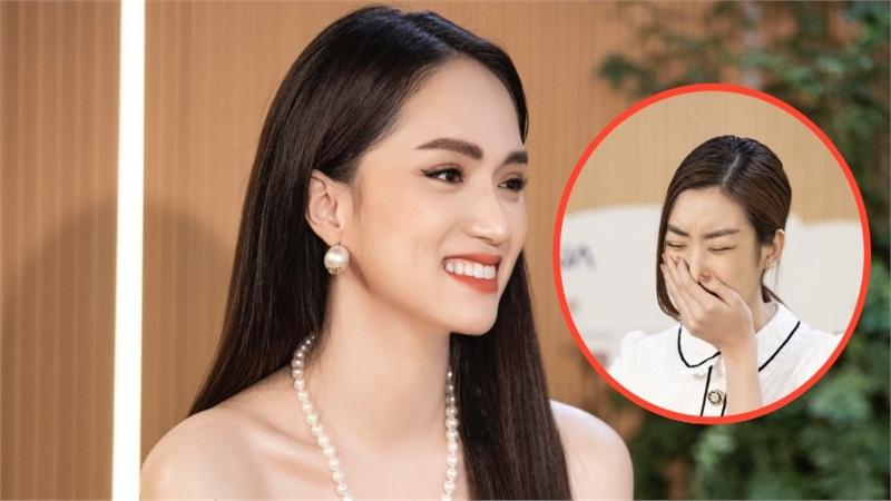 Hoa hậu Đỗ Mỹ Linh 'gài hàng' Hương Giang nhưng lại diễn quá nhạt nên nhận phải cái kết đắng