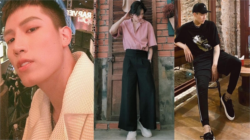 Anh Tú mặc áo Đông Nhi tặng khi tham gia 'Rap Việt', vẫn tự tin mặc dù gặp ý kiến trái chiều