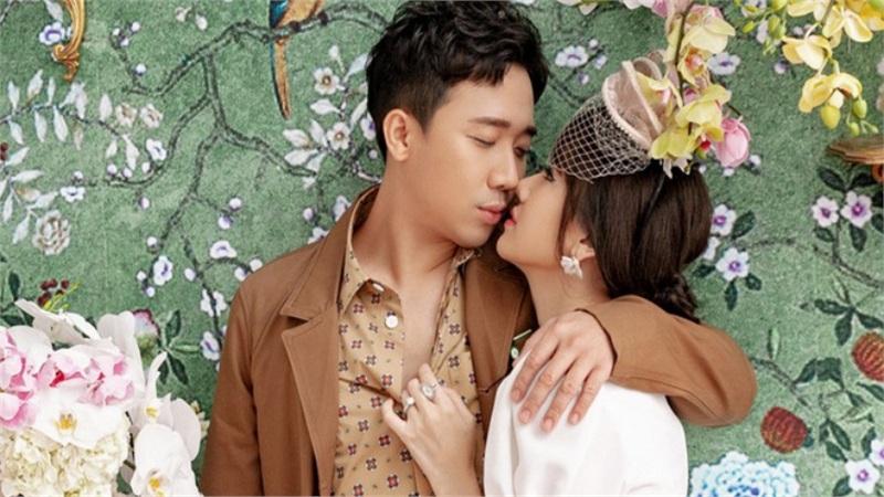 Hari Won: 'Đúng lúc tôi chia tay, Trấn Thành biết tin liền nhào vô luôn'