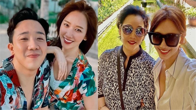Bị mẹ Hari Won mắng 'đồ giả tạo', Trấn Thành thản nhiên: 'Mẹ muốn tìm con rể giả tạo như con cũng khó'