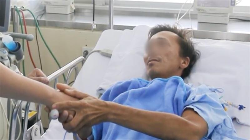 Người cha 2 con bị rắn hổ chúa cắn nguy kịch ở Tây Ninh sắp được ghép da, bác sĩ dự kiến ngày ra viện