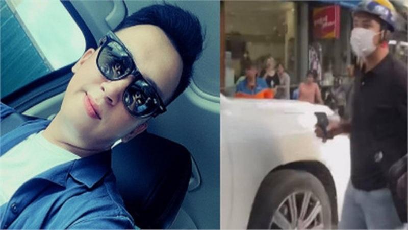 Chàng trai chạy xe ôm chiếm trọn spotlight trong clip đánh ghen trên phố Lý Nam Đế: 'Chị vợ nhờ mình vượt lên chặn đầu xe LX 570 và quay lại sự việc'