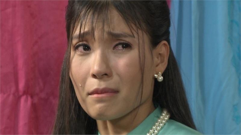 'Dâu bể đường trần' tập 54: Thúy Diễm nước mắt đầm đìa khi hay tin Lương Thế Thành bị bắn