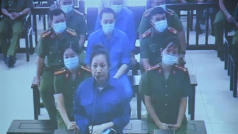 Vợ Đường 'Nhuệ' lĩnh án 18 tháng tù giam vụ thao túng đấu giá đất ở Thái Bình