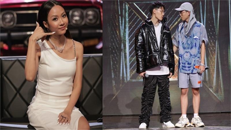 Hot: Team Suboi khiến dân tình đồng tình réo gọi Nón Vàng cuối cùng từ 'Hoàng tử nước ngọt' Karik