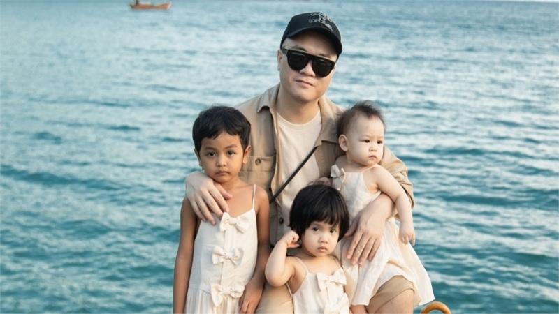 Tặng toàn đồ hiệu nhân sinh nhật con gái, NTK Đỗ Mạnh Cường chia sẻ: 'Để trẻ lớn lên trong sự đủ đầy sẽ giúp các con tránh được những cám dỗ'