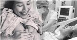 MC Hoàng Oanh chia sẻ loạt khoảnh khắc lúc 'vượt cạn' con trai đầu lòng khiến nhiều người xúc động