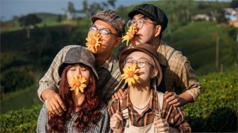 Top 5 bí kíp du lịch Đà Lạt mùa hoa cho nhóm bạn thân