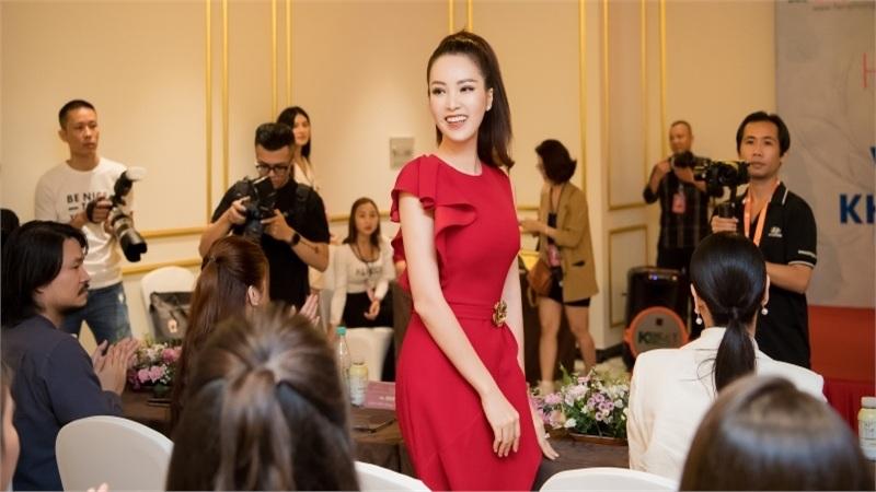 Á hậu Thụy Vân: 'Tổng đạo diễn đã có thể chọn ra top 10 Hoa hậu Việt Nam 2020'