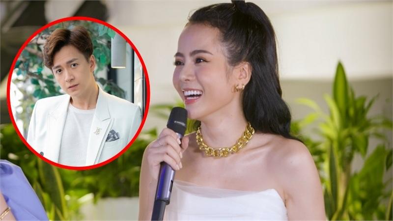 Kim Thành nói gì sau tin đồn hẹn hò Ngô Kiến Huy?