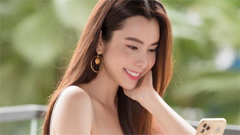 Hoa hậu Huỳnh Vy dí dỏm ước mong nhận được quà trung thu là... Suboi