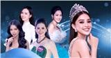 Mê mẩn nhan sắc 5 người đẹp được đặc cách vào thẳng Top 60 vòng Bán kết Hoa hậu Việt Nam
