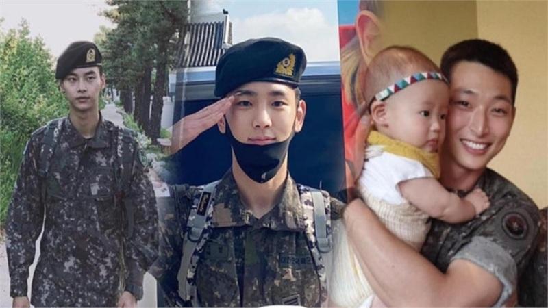 Key (SHINee), N (VIXX) và Jinwoon (2AM) xuất ngũ vào hôm nay