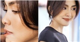 Lần đầu tiên thấy Hà Tăng cắt mái kiểu này, nhan sắc bà mẹ 2 con đúng là cân đẹp mọi xu hướng