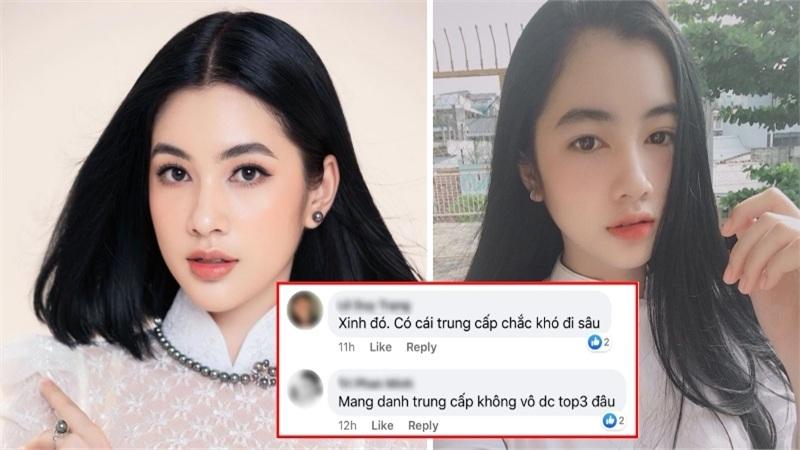 Thí sinh Hoa Hậu Việt Nam đẹp tựa Việt Trinh khó đăng quang vì chỉ tốt nghiệp trung cấp?