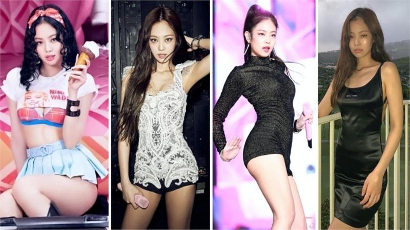 Jennie lại bị chỉ trích vì váy chỉ đủ che nội y trong 'Ice Cream', cùng nhìn lại những lần nữ Idol diện trang phục sexy tương tự