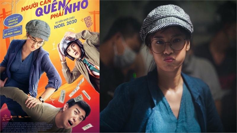 'Người Cần Quên Phải Nhớ' nhá hàng teaser poster, hé lộ cảnh Hoàng Yến Chibi quật ngã 'siêu trộm' Huyme