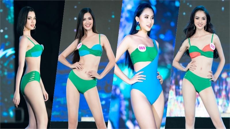 Bán kết Hoa hậu Việt Nam 2020: Một thí sinh chưa thi đã 'rụng', 'bạn gái Văn Hậu' thuận lợi vào Top 40