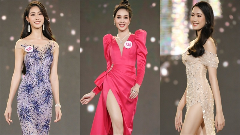 Top 35 người đẹp vào chung kết Hoa hậu Việt Nam 2020: Thu hút mọi ánh nhìn cho đến khi catwalk