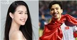 Cầu thủ Đoàn Văn Hậu công khai cổ vũ thí sinh 'bản sao Nhã Phương', trước thềm Bán kết Hoa hậu Việt Nam 2020?