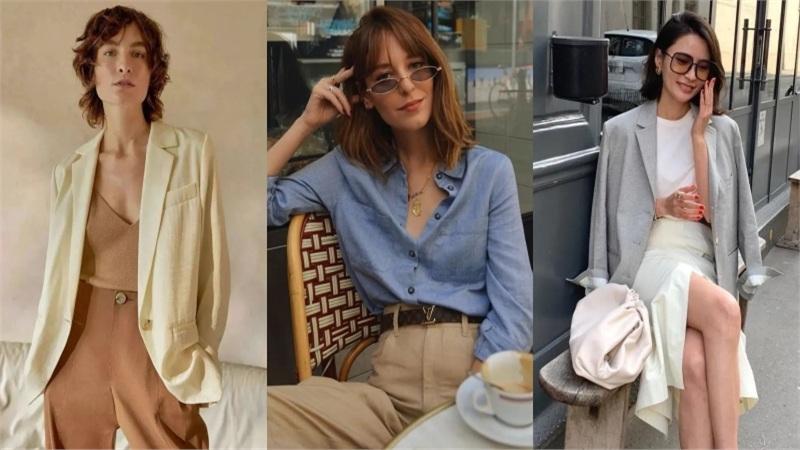 Mùa Thu cứ diện combo 'màu hờ hững' là đồng nghiệp sẽ phải khen gu thời trang của bạn sao mà sang thế