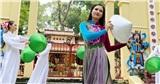 Thái thị Hoa thi tài năng tại Miss Earth 2020: Mọi người khuyên tôi không nên hát