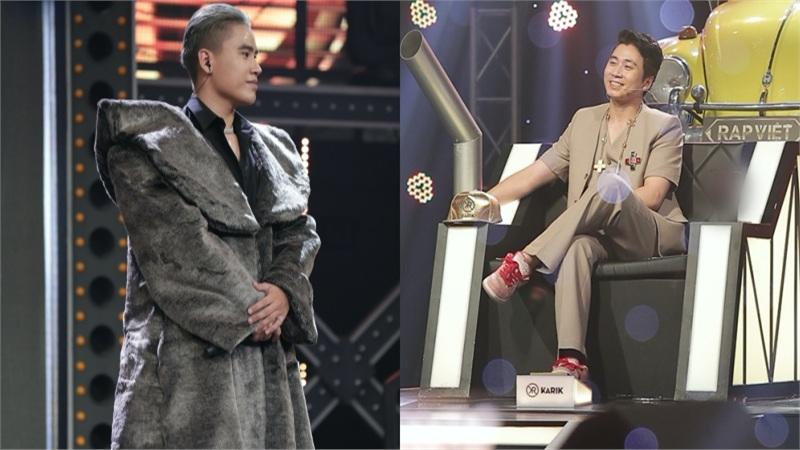 'Rap Việt' tập 12: Thế trận khó lường, Karik khuyên G.Ducky nên chuẩn bị tinh thần bị 'hội đồng'