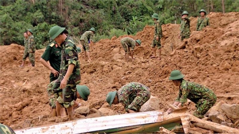 Mạng xã hội ngập tràn chia sẻ tiếc thương 13 chiến sĩ hy sinh ở thủy điện Rào Trăng 3
