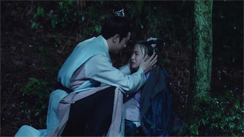 'Thâu tâm họa sư' tập 21: Lý Hoằng Bân đội mưa đội gió đi tìm vợ, Hùng Hi Nhược thú nhận đã thích anh