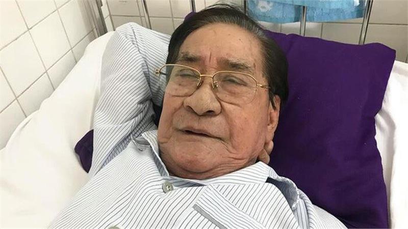 NSƯT Nam Hùng qua đời ở tuổi 83 sau thời gian chống chọi với bệnh tật