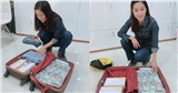 'Bà trùm Hoa Hậu' Phạm Kim Dung cùng dàn Hoa - Á hậu mang vali tiền đến cứu trợ miền Trung