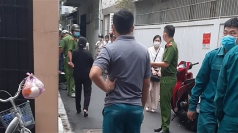 Người phụ nữ chết trong đám cháy ở Sài Gòn nghi bị sát hại rồi đốt xác